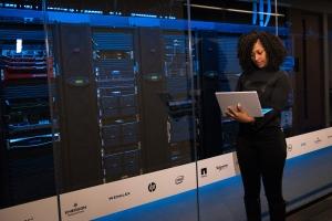 Adult business computer servers data